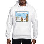 Salesmanship Hooded Sweatshirt