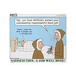 Salesmanship Throw Blanket