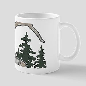 Elk bones Mug