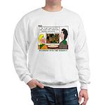 Plumbing Screensaver Sweatshirt