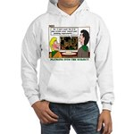 Plumbing Screensaver Hooded Sweatshirt