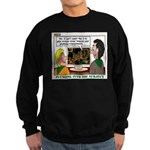 Plumbing Screensaver Sweatshirt (dark)