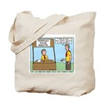 Crime Prevention Tote Bag