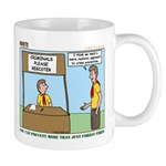 Crime Prevention Mug