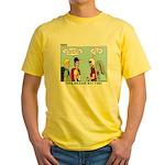 Jetpack Yellow T-Shirt