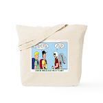 Jetpack Tote Bag