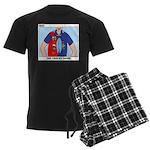 Trophy Room Men's Dark Pajamas