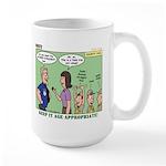 Field Trips Large Mug