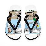 Handyman Flip Flops