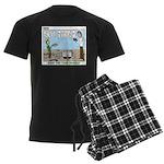 Handyman Men's Dark Pajamas