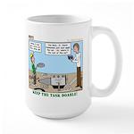 Handyman Large Mug