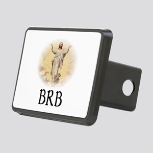 Jesus BRB Rectangular Hitch Cover