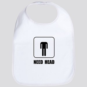 Need Head Bib