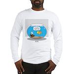 Fishbowl Treasure Long Sleeve T-Shirt