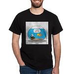 Fishbowl Treasure Dark T-Shirt
