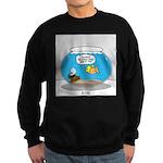 Fishbowl Treasure Sweatshirt (dark)