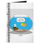 Fishbowl Treasure Journal