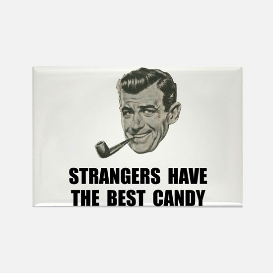Strangers Best Candy Rectangle Magnet (10 pack)