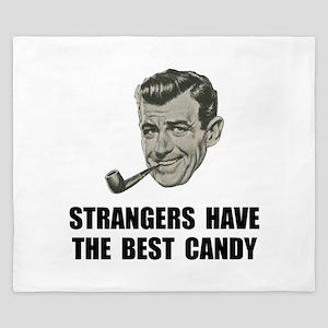 Strangers Best Candy King Duvet
