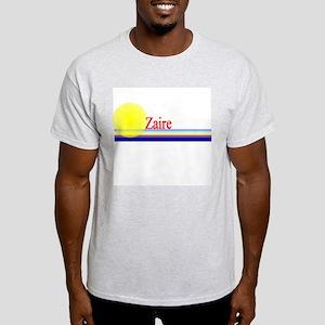 Zaire Ash Grey T-Shirt