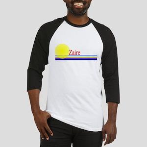 Zaire Baseball Jersey