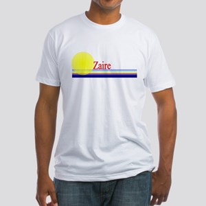 Zaire Fitted T-Shirt