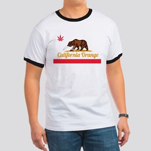 Smokin Ts California Orange Ringer T