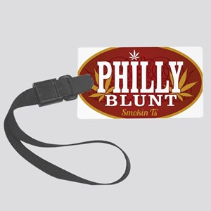 Smokin Ts Philly Large Luggage Tag