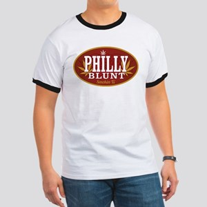 Smokin Ts Philly Ringer T