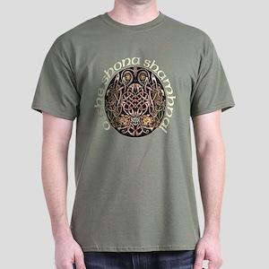 Gaelic Celtic Design Dark T-Shirt