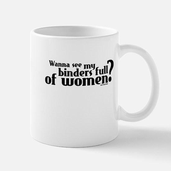 Binders Full of Women Mug