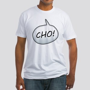 Cho Fitted T-Shirt