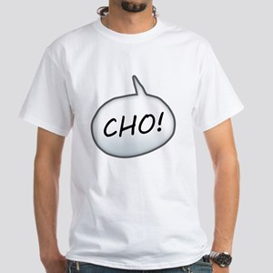 Cho White T-Shirt