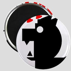 """dog 2.25"""" Magnet (100 pack)"""