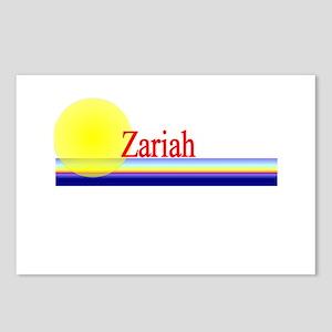 Zariah Postcards (Package of 8)