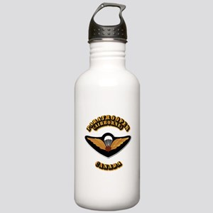 Airborne - Canada Stainless Water Bottle 1.0L