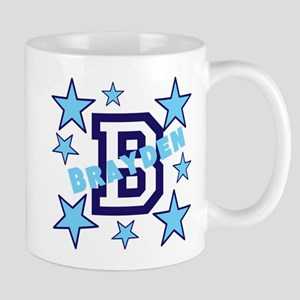 Personalized with your name and first initial Mug