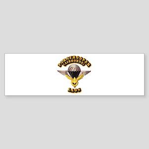 Airborne - Laos Sticker (Bumper)