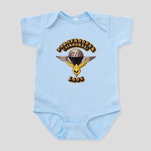 Airborne - Laos Infant Bodysuit