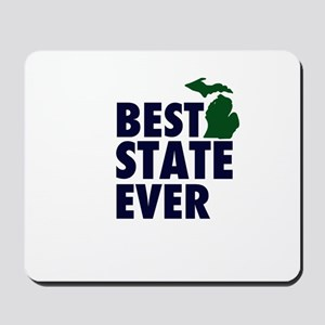 Michigan: Best State Ever Mousepad