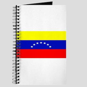 Venezuela Venezuelan Blank Fl Journal