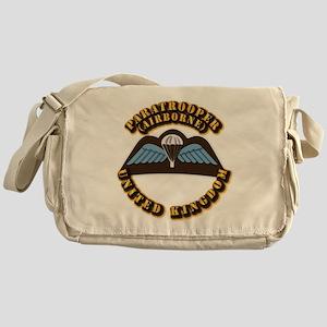 Airborne - UK Messenger Bag