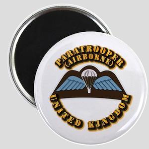 Airborne - UK Magnet