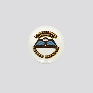 Airborne - UK Mini Button