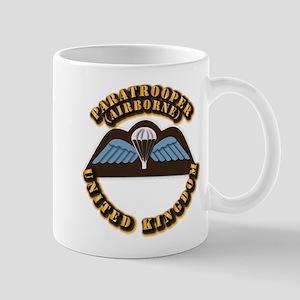 Airborne - UK Mug