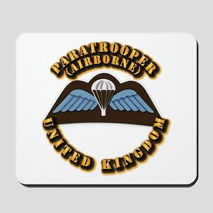 Airborne - UK Mousepad