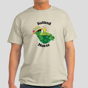 Retired Nurse Gift Light T-Shirt