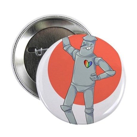 "Tin Man Podcast Official Logo 2.25"" Button"