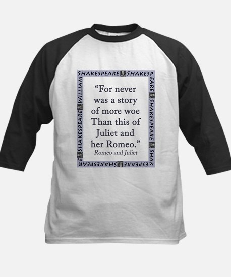 For Never Was a Story Tee