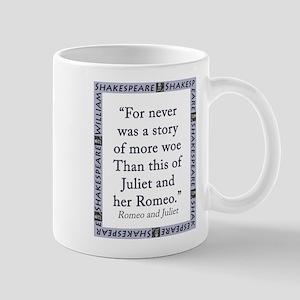 For Never Was a Story 11 oz Ceramic Mug